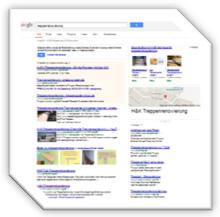 Google Top 10 Listing