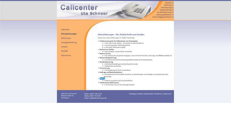 Callcenter_Ute_Schnoor