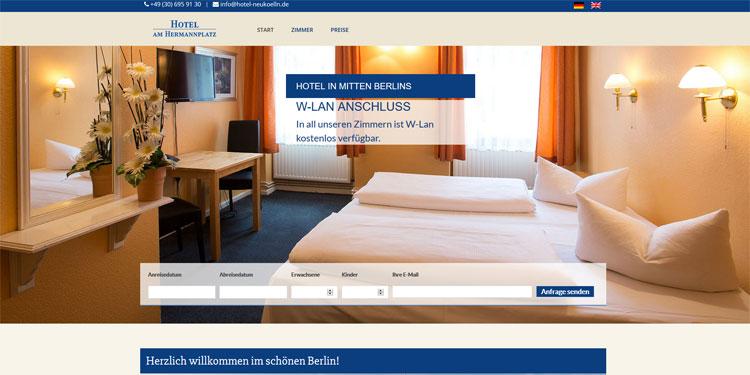 Hotel-Neukoelln