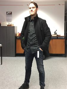 Spitzen Outfit