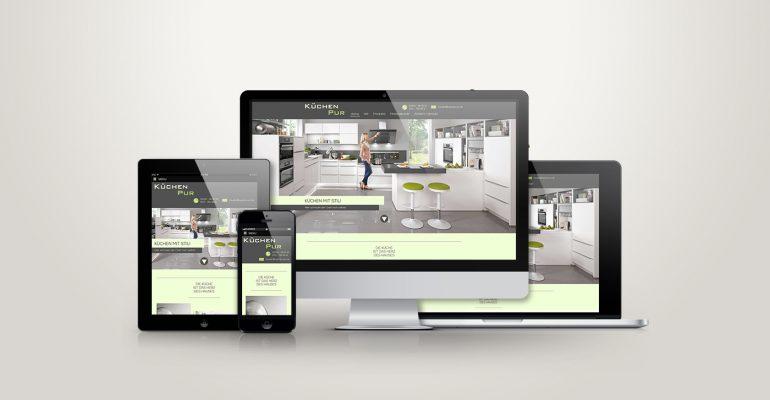 Traumküchen - adocom - Wir erstellen Webseiten und Onlineshops